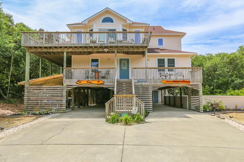 Outer Banks Vacation Rentals - 0238 - BEACH HEAVEN