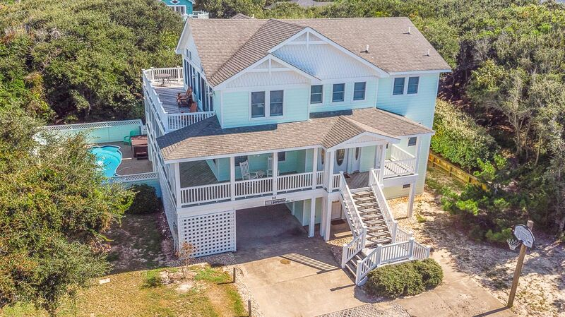 Outer Banks Vacation Rentals - 0941 - BEACH BELLA