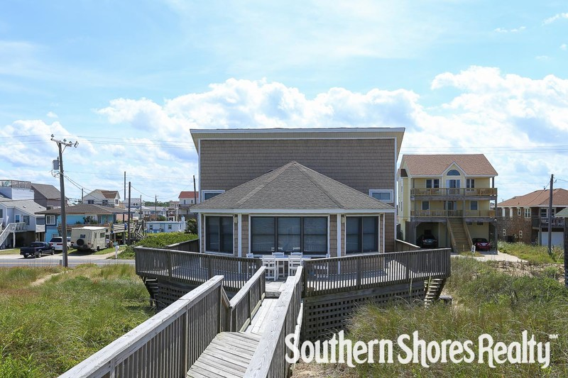 Outer Banks Vacation Rentals - 1157 - BEACH PEACH