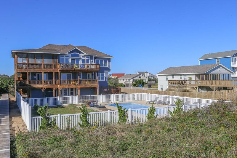 Outer Banks Vacation Rentals - 0713 - BEACH RHYTHMS