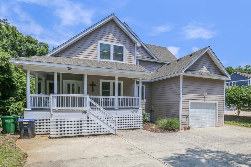 Outer Banks Vacation Rentals - 0764 - BEACHCOMBER DAZE