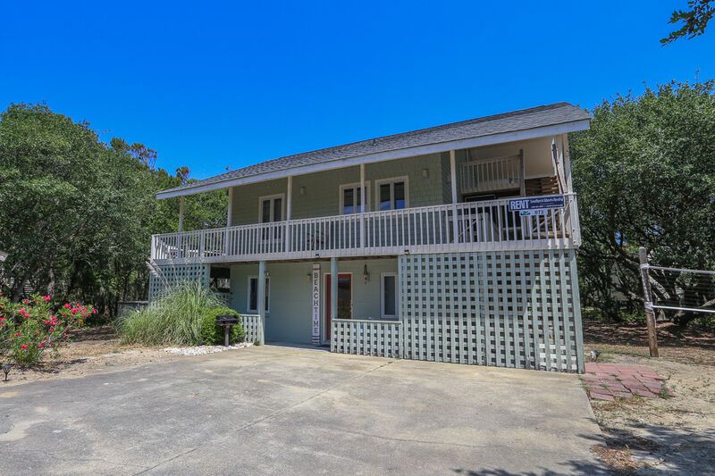 Outer Banks Vacation Rentals - 0073 - BEACHTIME