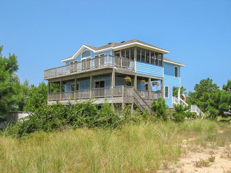 Outer Banks Vacation Rentals - 0793 - BIG BLUE