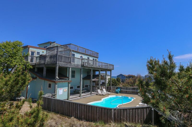 Outer Banks Vacation Rentals - 0993 - BURDS NEST