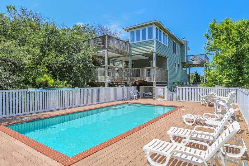 Outer Banks Vacation Rentals - 0235 - C SHORE CHATEAU