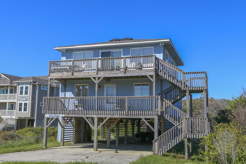 Outer Banks Vacation Rentals - 0290 - CALM HARBOR