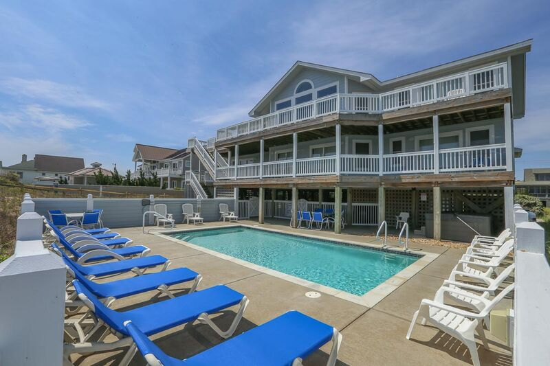 Outer Banks Vacation Rentals - 1139 - CAPTAIN'S LOOKOUT
