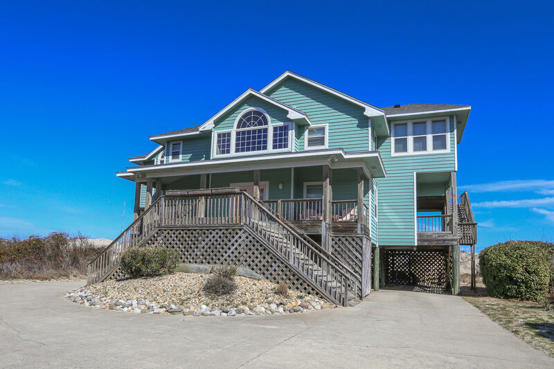 Outer Banks Vacation Rentals - 0070 - CAPTAINS WATCH