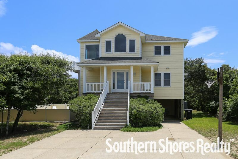 Outer Banks Vacation Rentals - 0623 - CAROLINA SUNSHINE