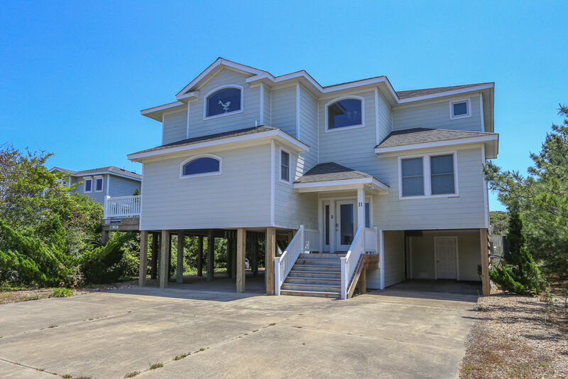 Outer Banks Vacation Rentals - 0734 - CASA SIRENA