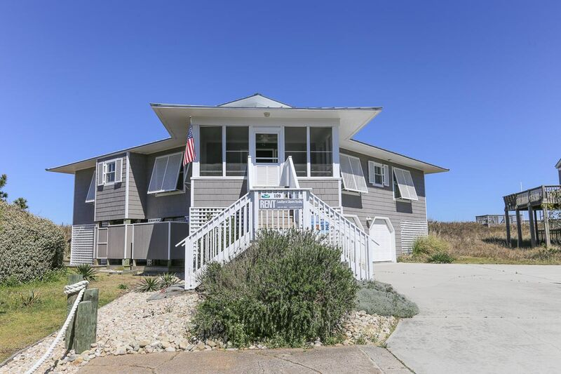 Outer Banks Vacation Rentals - 0109 - CURRIER COTTAGE