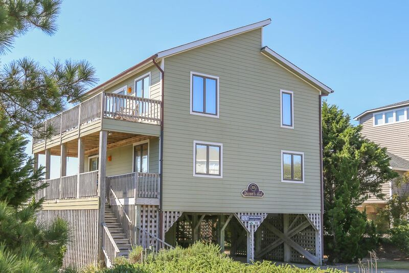 Outer Banks Vacation Rentals - 0908 - DADDYS MINK
