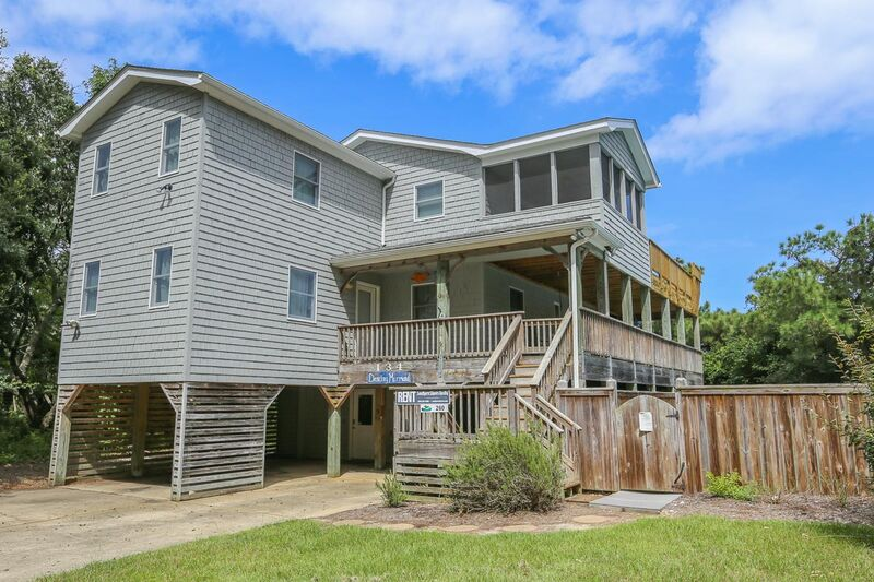 Outer Banks Vacation Rentals - 0260 - DANCING MERMAID