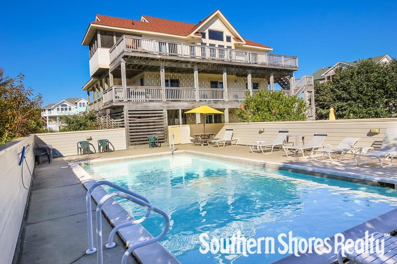 Outer Banks Vacation Rentals - 1200 - DECKED OUT