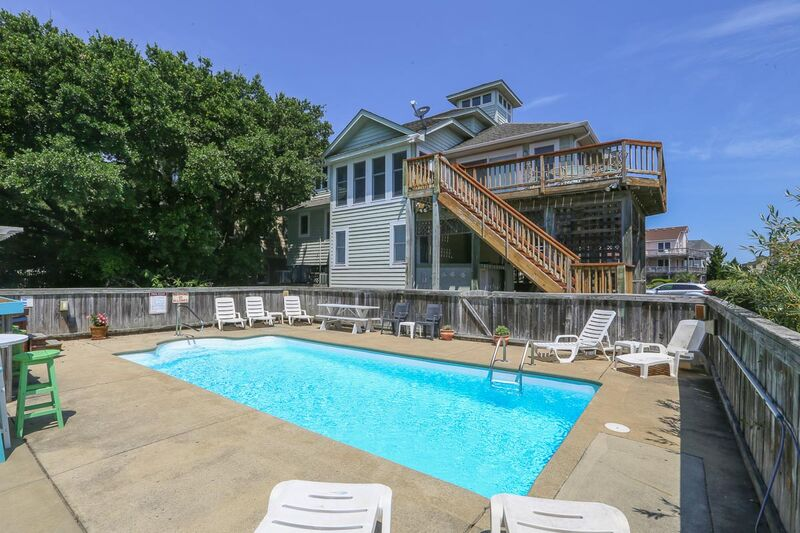 Outer Banks Vacation Rentals - 0361 - DIP-SEA-DUNES