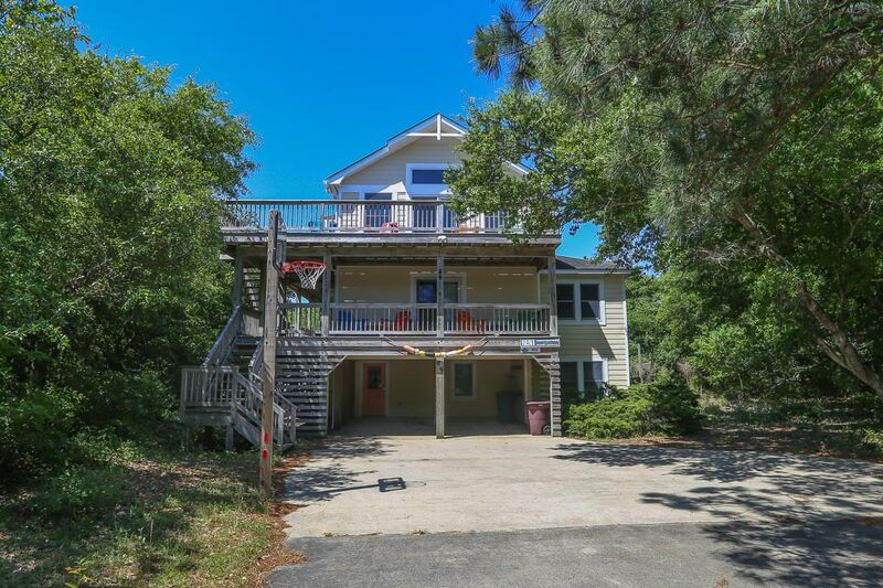 Outer Banks Vacation Rentals - 0453 - DOLPHINS DELIGHT