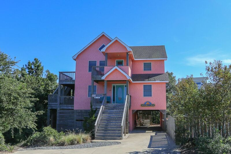 Outer Banks Vacation Rentals - 0470 - DOUBLE CHAI