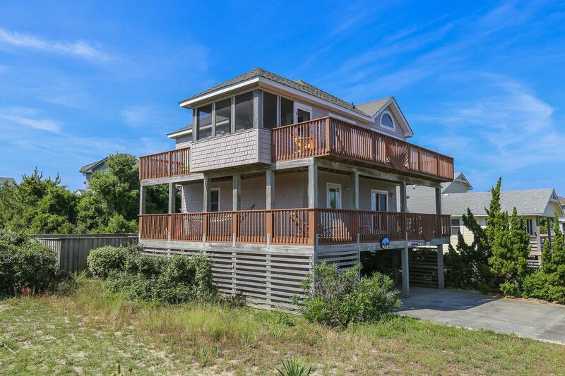 Outer Banks Vacation Rentals - 1163 - DUCK CALLS
