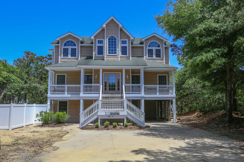 Outer Banks Vacation Rentals - 0912 - DUNE DREAMS