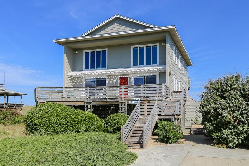 Outer Banks Vacation Rentals - 0092 - DUNE HOUSE