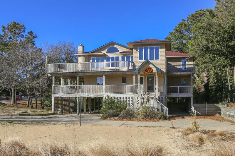 Outer Banks Vacation Rentals - 0432 - DUNESBERRY
