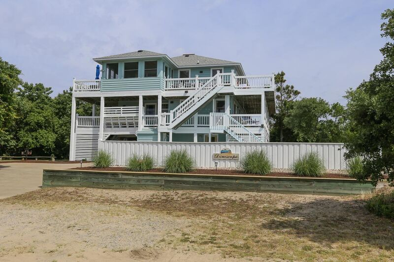 Outer Banks Vacation Rentals - 1084 - DUNESCAPE