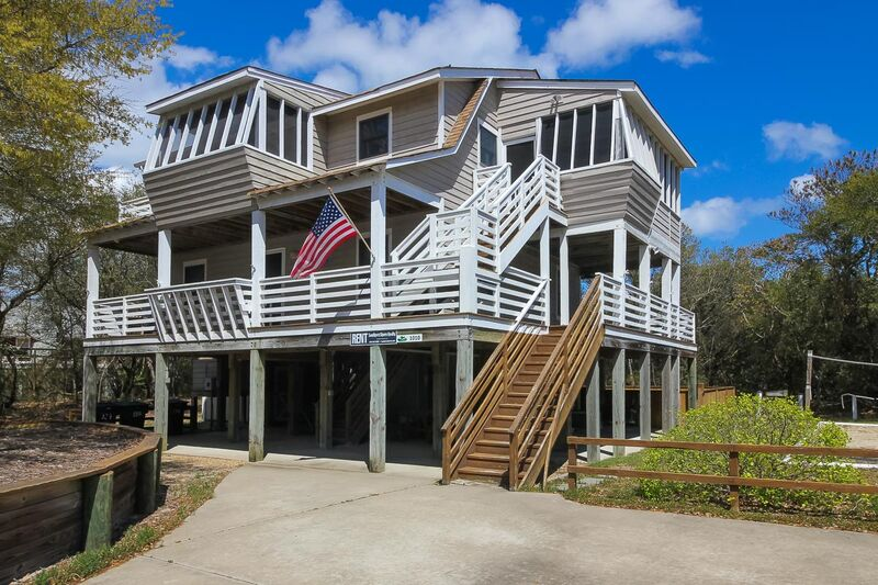 Outer Banks Vacation Rentals - 1010 - FAIR WINDS