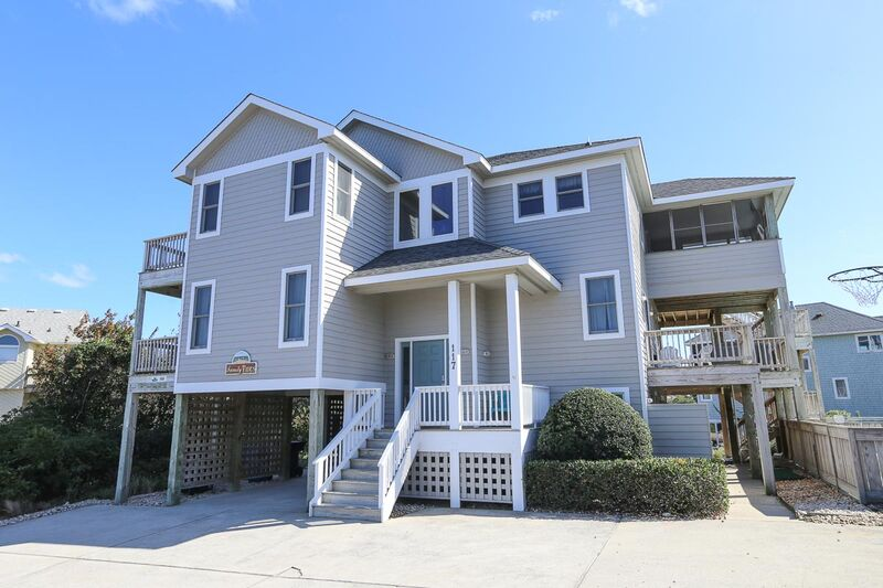 Outer Banks Vacation Rentals - 0988 - FAMILY TIDES