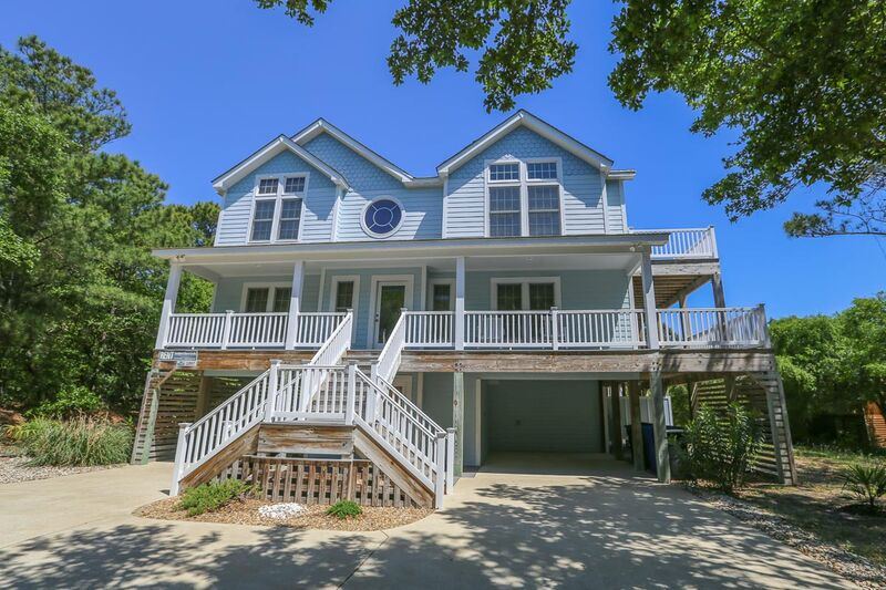 Outer Banks Vacation Rentals - 1097 - FIVE O CLOCK SOMEWHERE