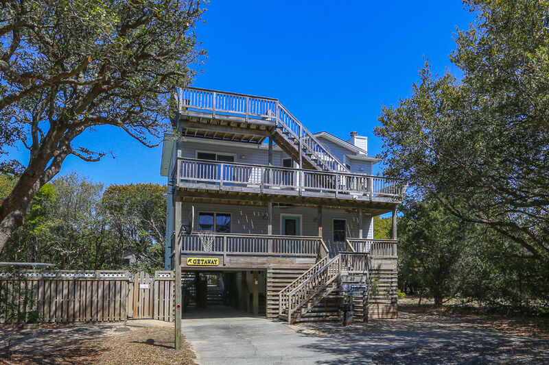 Outer Banks Vacation Rentals - 0767 - GETAWAY