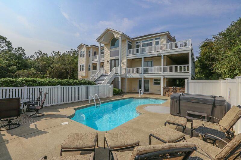 Outer Banks Vacation Rentals - 1151 - GOLDEN SANDS