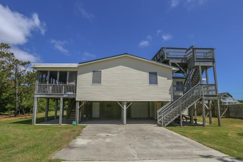 Outer Banks Vacation Rentals - 1239 - GRANDPAS HIDEAWAY