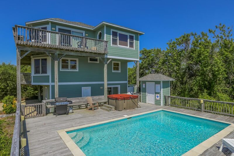Outer Banks Vacation Rentals - 1063 - GRILLIN' & CHILLIN'