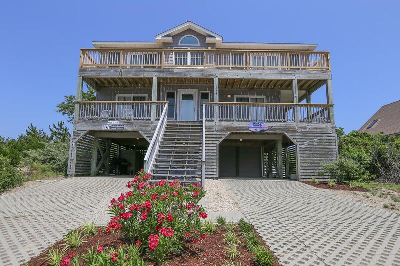 Outer Banks Vacation Rentals - 1312 - HANKS HIDEAWAY