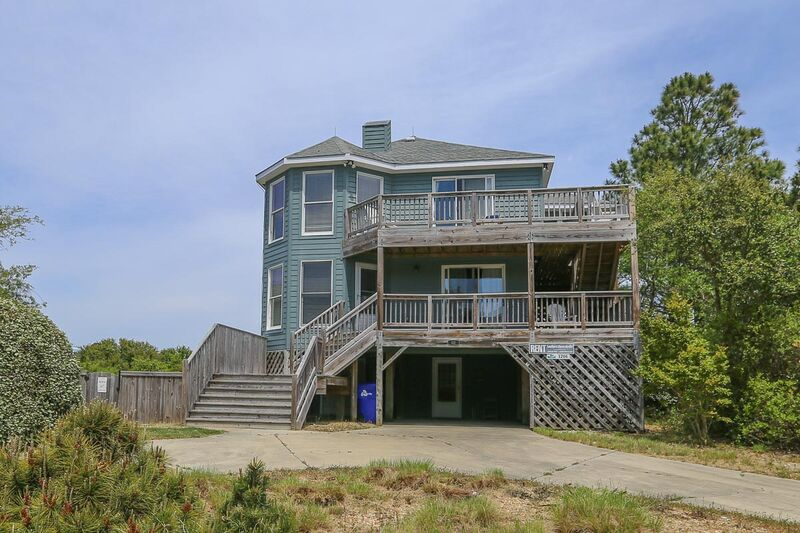 Outer Banks Vacation Rentals - 1206 - HAPPY GO DUCKY