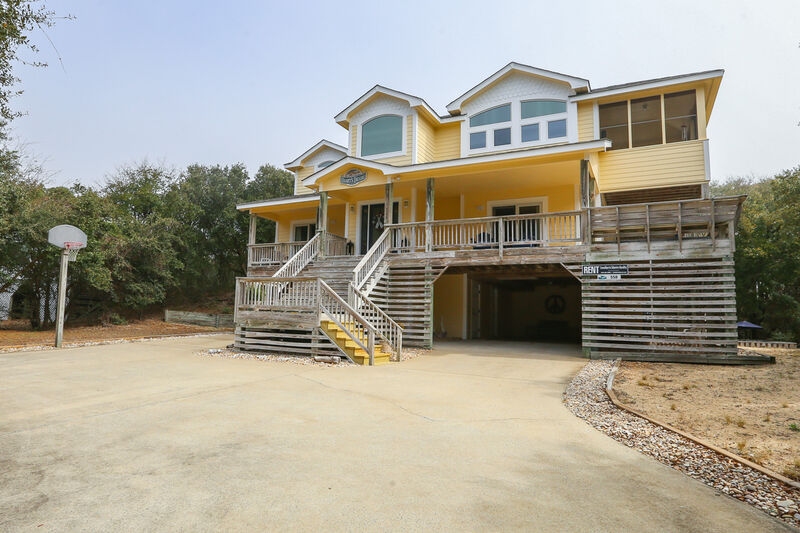 Outer Banks Vacation Rentals - 0558 - HEARTS DESIRE