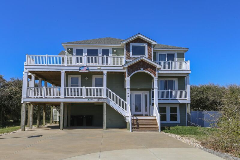 Outer Banks Vacation Rentals - 1251 - HERE'S YOUR SIGN