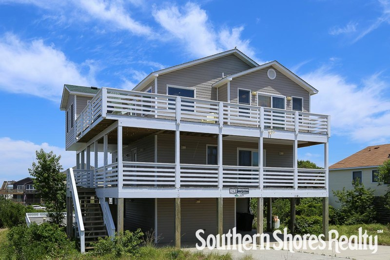 Outer Banks Vacation Rentals - 1178 - HILL COTTAGE