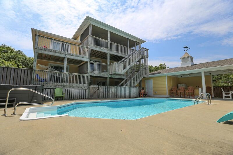 Outer Banks Vacation Rentals - 0686 - HIPPOCAMPUS