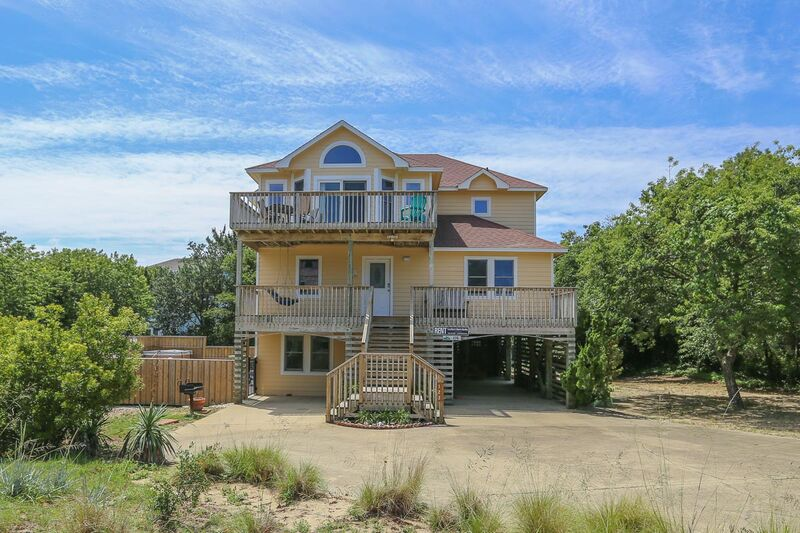 Outer Banks Vacation Rentals - 0176 - HOUSE N DUCK