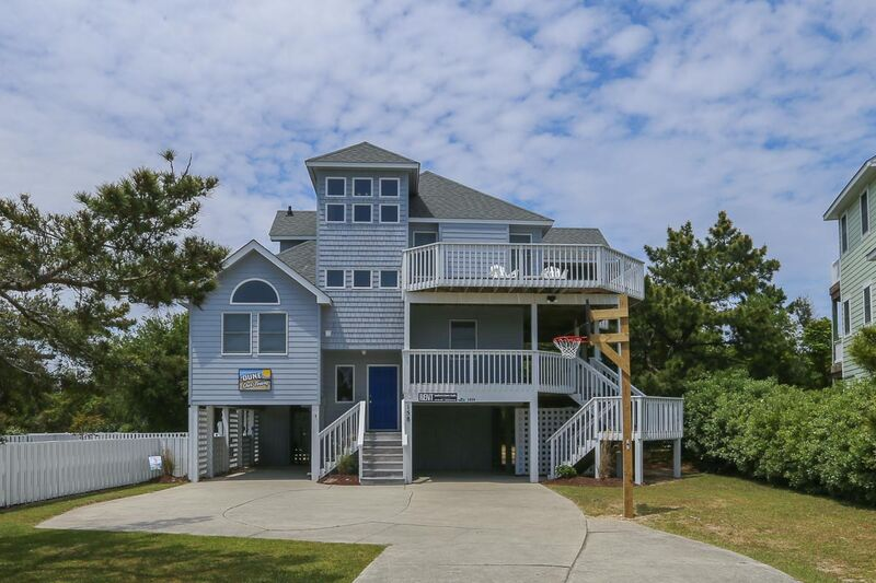Outer Banks Vacation Rentals - 1039 - DUNE OUR THING