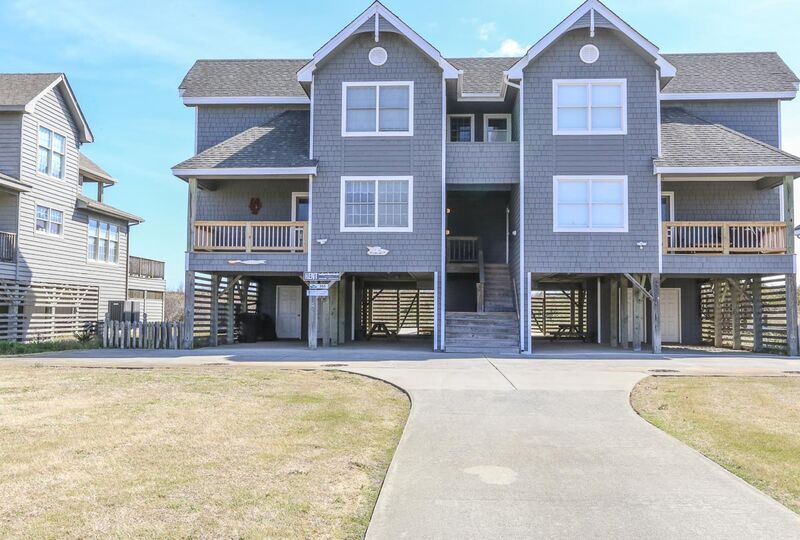 Outer Banks Vacation Rentals - 0555 - ISLAND PARADISE