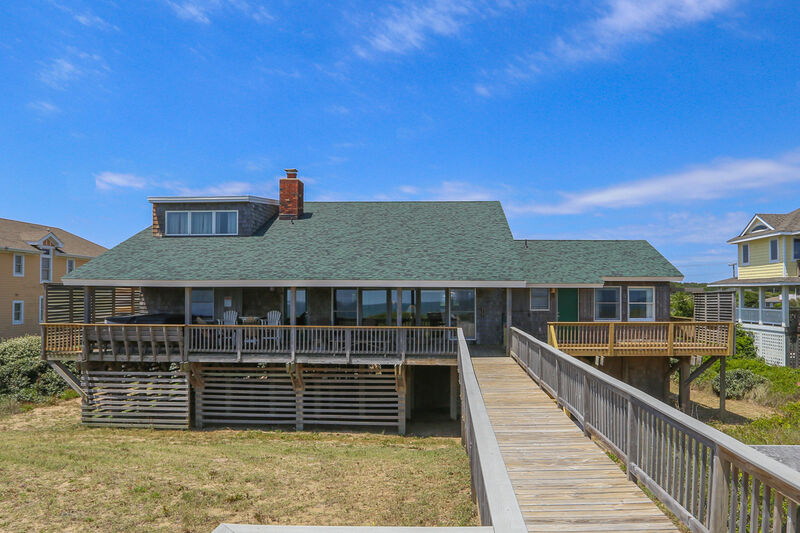 Outer Banks Vacation Rentals - 0619 - JOURNEYS END