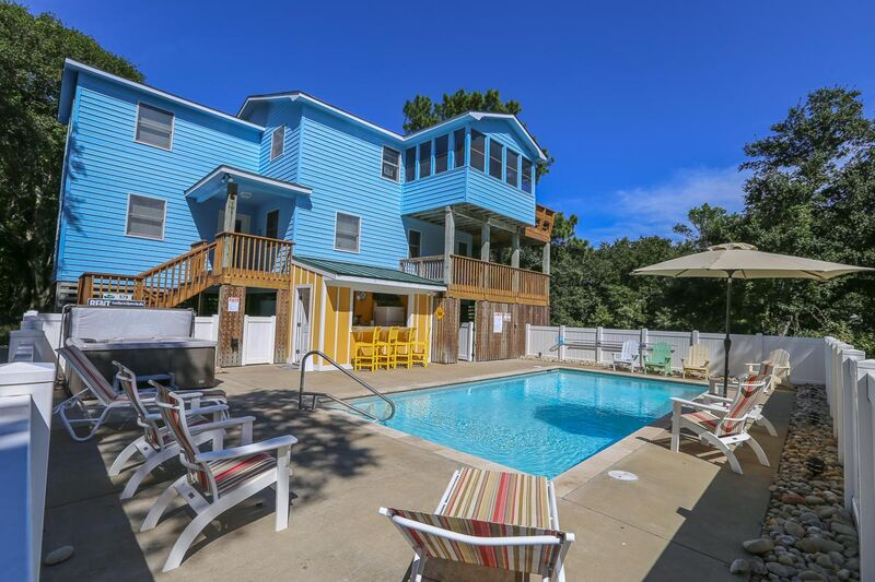 Outer Banks Vacation Rentals - 0579 - JUS' BEACHY