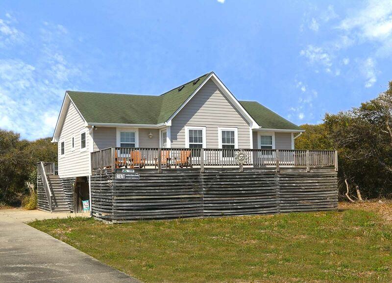Outer Banks Vacation Rentals - 1308 - JUST-JOKEN-ANN