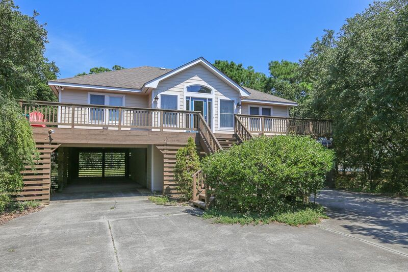 Outer Banks Vacation Rentals - 0371 - L ESCALE