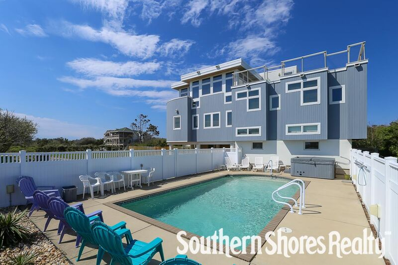 Outer Banks Vacation Rentals - 0509 - LATITUDE 36