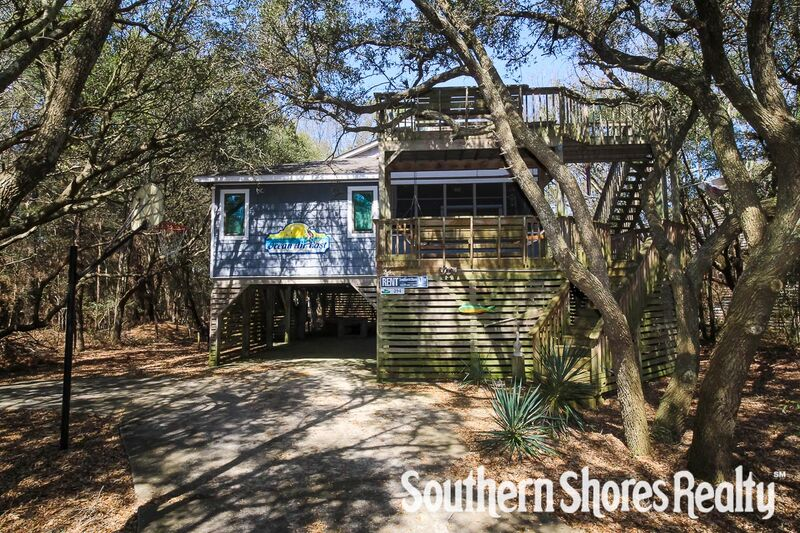 Outer Banks Vacation Rentals - 0294 - INTO THE MYSTIC (FORMERLY OCEAN AIR EAST)