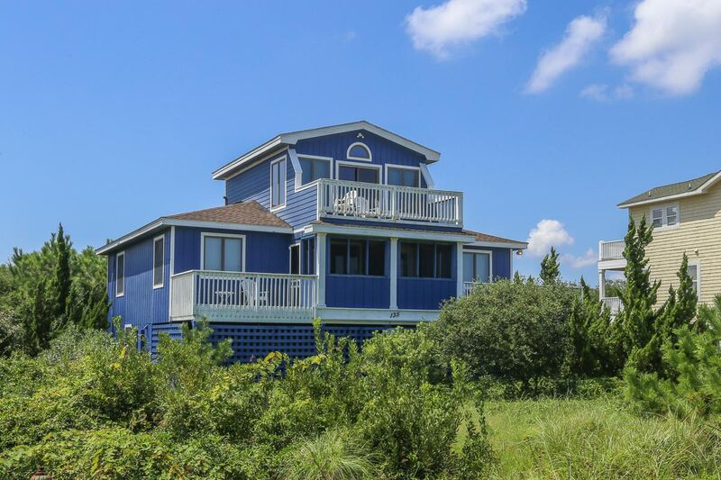 Outer Banks Vacation Rentals - 0459 - ONCE IN A BLUE MOON