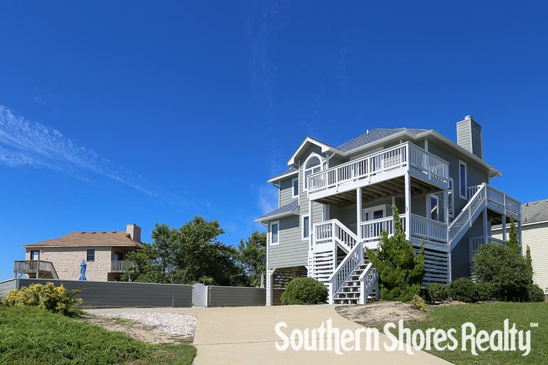 Outer Banks Vacation Rentals - 1269 - OUT OF THE BLUE